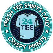 Why Customers Choose 24tee over zazzle, spreadshirt, cheapshirt, and others