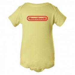 Baby Bodysuit Noentiendo Nintendo I Don'T Understand