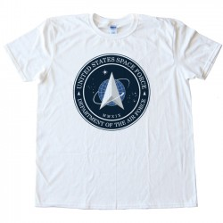 Space Force Official  Tee Shirt