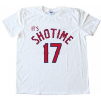 It's SHOTIME 17  Shohei Ohtani Angels Tee Shirt