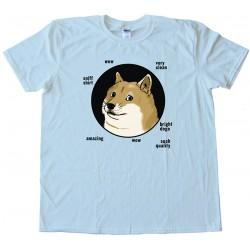 Doge Circle Shiba Inu Amazing Tee Shirt