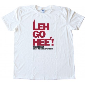 Leh Go Hee! Latin Miami Heat Fans