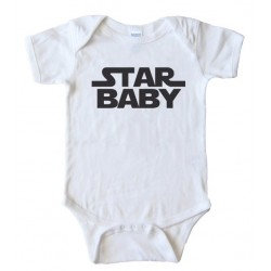 Star Baby - Baby Bodysuit