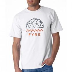 #FYRE FEST COMMEMORATIVE TEE SHIRT