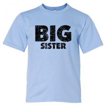 Youth Sized Big Sister - Tee Shirt