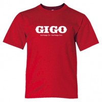 Youth Sized Gigo Garbage In