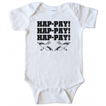 Happy Happy Happy Baby Bodysuit Duck Dynasty