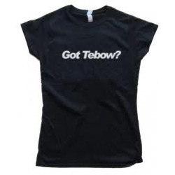 Womens Got Tebow? Tim Tebow Ny Jets Tee Shirt