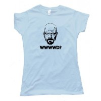 Womens What Would Walter White Do? Tee Shirt
