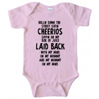Gin And Juice Baby Bodysuit