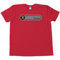 Achievement Unlocked Left The House - Tee Shirt