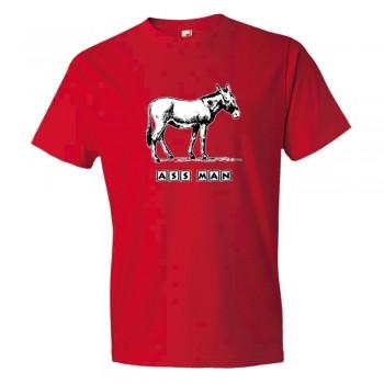 Ass Man Donkey Sexual Preference - Tee Shirt