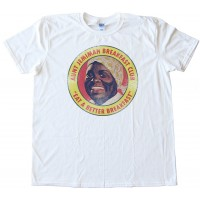 Aunt Jemimah Breakfast Club - Eat A Better Breakfast - Tee Shirt