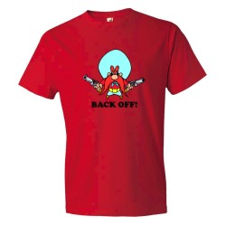 Back Off! Yosemite Sam Classic - Tee Shirt