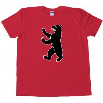 Berliner Bear Berlin Flag - Tee Shirt