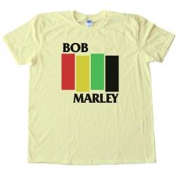 Bob Marley - Black Flag Meme - Tee Shirt