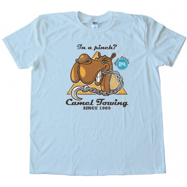 camel towing since 1969 camel toe tee shirt. Black Bedroom Furniture Sets. Home Design Ideas