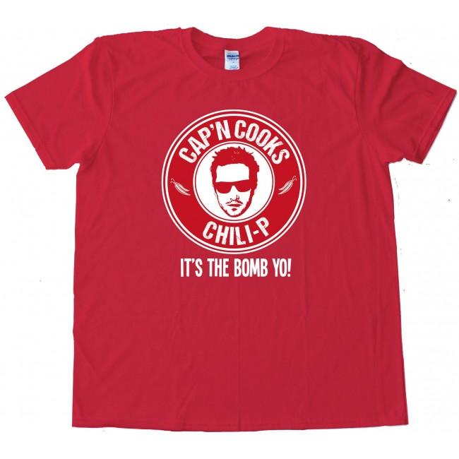 captain cooks chili p jesse pinkman tee shirt