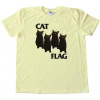 Cat Flag Tee Shirt
