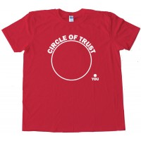 Circle Of Trust - You Are Outside - Tee Shirt