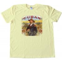 Cuban Cigar Smoker - Tee Shirt