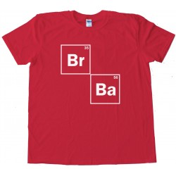 Elements Breaking Bad Box Logo - Tee Shirt