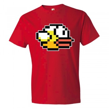 Flappy Bird Video Game Character - Tee Shirt