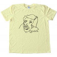 Genius Rage Comic Face Tee Shirt