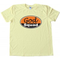 God Squad Christian Tee Shirt