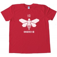 Golden Moth Chemical Breaking Bad Crystal Methamphetamine - Tee Shirt