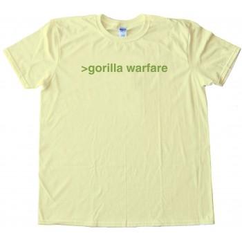 Gorilla Warfare - Tee Shirt