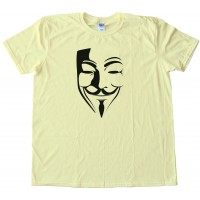Guy Fawkes Mask - Epic Fail Guy - Tee Shirt