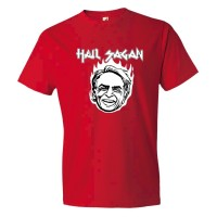 Hail Sagan Carl Sagan Science - Tee Shirt