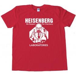 Heisenberg Laboratories - Tee Shirt