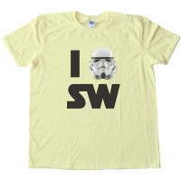 I Love Star Wars Tee Shirt