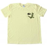 Izod Lacoste Alligator Runaway - Tee Shirt