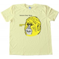 Lemon Key Face - Jimmie Rustler Tee Shirt