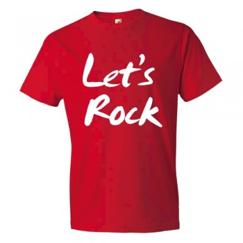 Let'S Rock Party - Tee Shirt