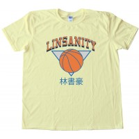 Linsanity Ball Jeremy Lin Tee Shirt