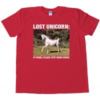 Lost Unicorn - Tee Shirt