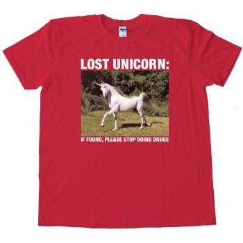 Lost Unicorn - Tee Shirt