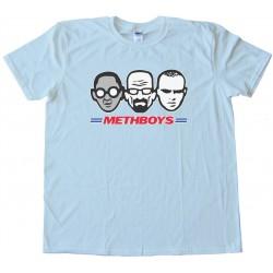 Methboys Breaking Bad Tee Shirt