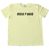 Music Band Airheads Acdc Rock Steve Buscemi - Tee Shirt