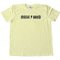 Music Band Airheads Acdc Rock Steve Buscemi - Tee Shirt