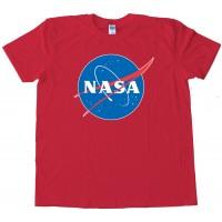 Nasa Fifth Sun Logo - Tee Shirt