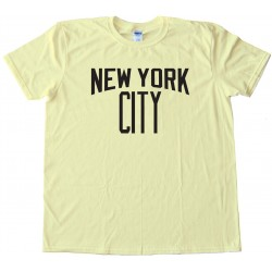 New York City John Lennon Style Tee Shirt