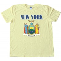 New York Stateflag - Tee Shirt