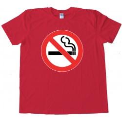 No Smoking - Tee Shirt