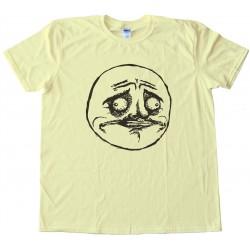 Not Sure If Gusta Me Gusta Tee Shirt