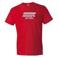 Octopi Math Nerd - Tee Shirt